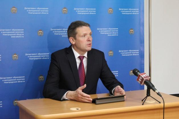 На должность Вадима Фадеева временно назначен Анатолий Осипов