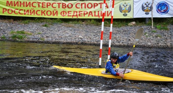 В Окуловке пройдет первенство России по гребному слалому