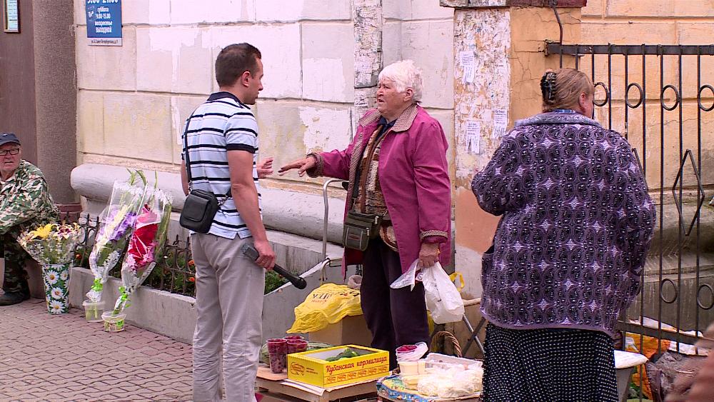 В Великом Новгороде обострилась проблема несанкционированной торговли