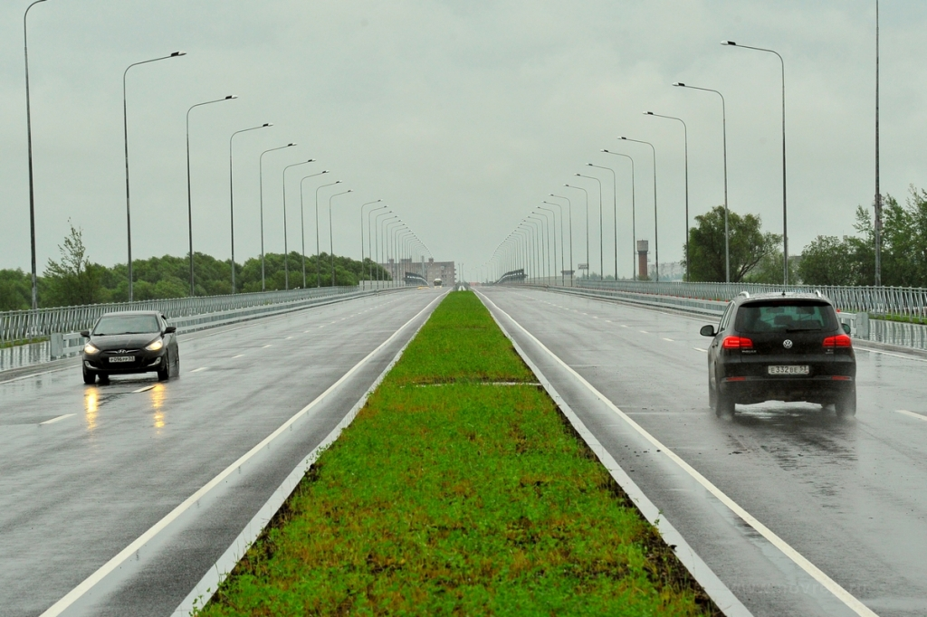Новый мост в Великом Новгороде разгрузит транспортные потоки города