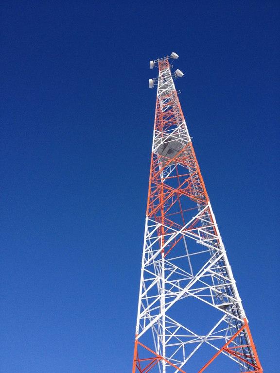 антенно-мачтовых и фидерных сооружениях