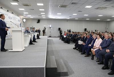 Сергей Митин в Сочи принял участие в заседании президиума совета при Президенте РФ
