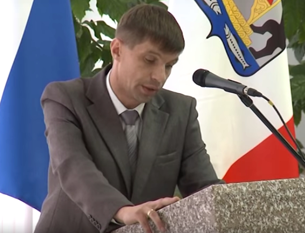 Главой Пестовского района стал Дмитрий Иванов