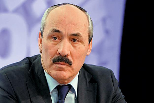 Рамазан Абдулатипов: Дагестан и Новгородская область могли бы провести совместный форум по народным промыслам