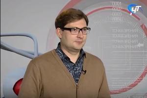 «Точка зрения» с Евгением Яниным: «Новый сезон на Новгородском областном телевидении»