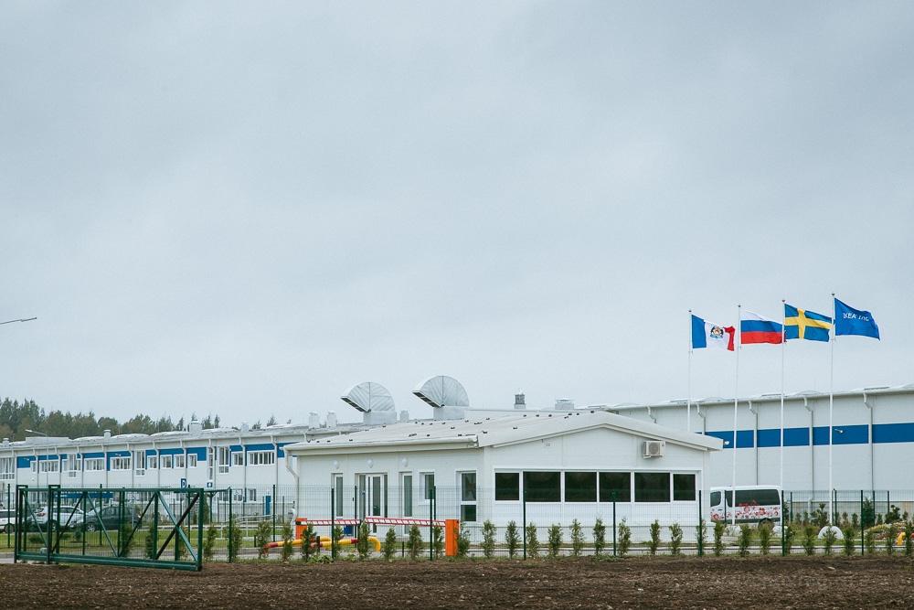 В Подберезье открылась новая фабрика «ИКЕА Индастри» по производству гардеробов и кухонь