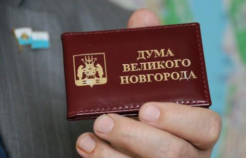 Михаил Панов и Татьяна Яковлева стали депутатами Думы Великого Новгорода