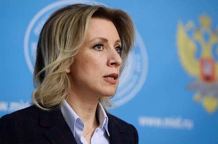 Мария Захарова: «МИД РФ отвечает симметрично тональности партнеров»