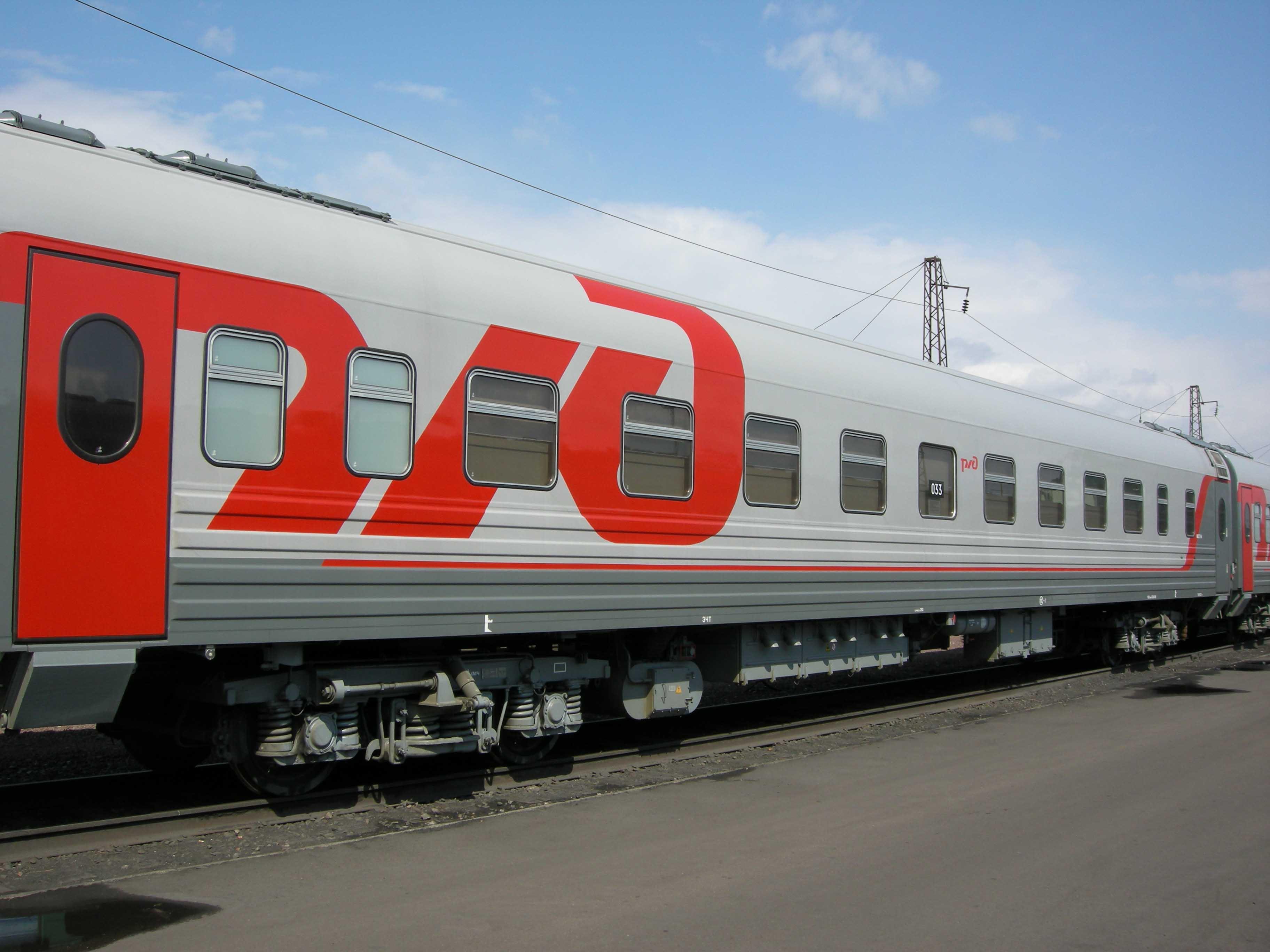 В Окуловке с поезда сняли зайца-путешественника