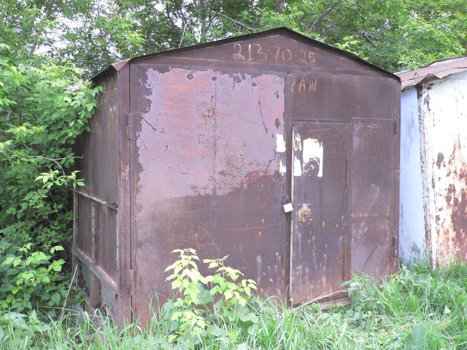 куплю металлический гараж в г рыбинск