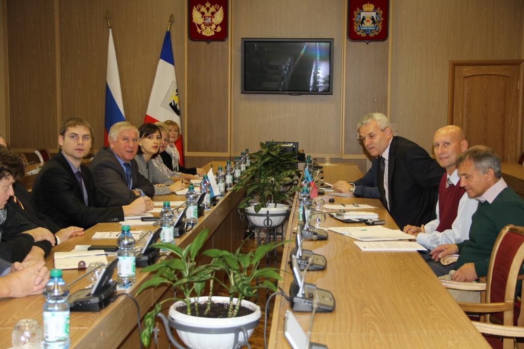Чехия предложила Новгородской области сотрудничество в сфере животноводства