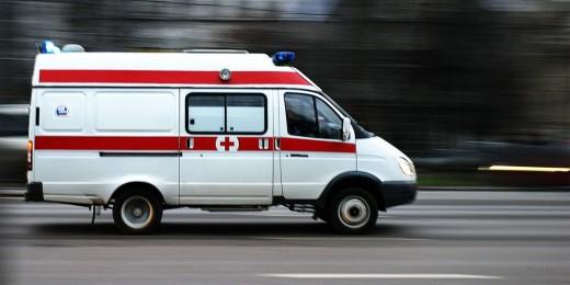 ДТП с четырьмя автомобилями в Великом Новгороде: есть пострадавшие