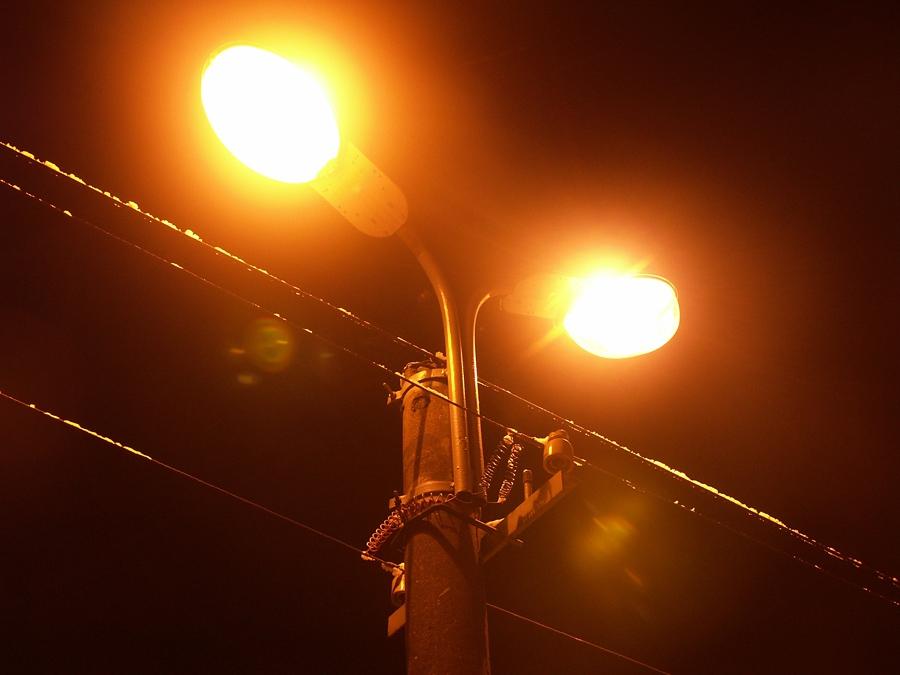 Уличное освещение в деревне Медниково вернут уже сегодня