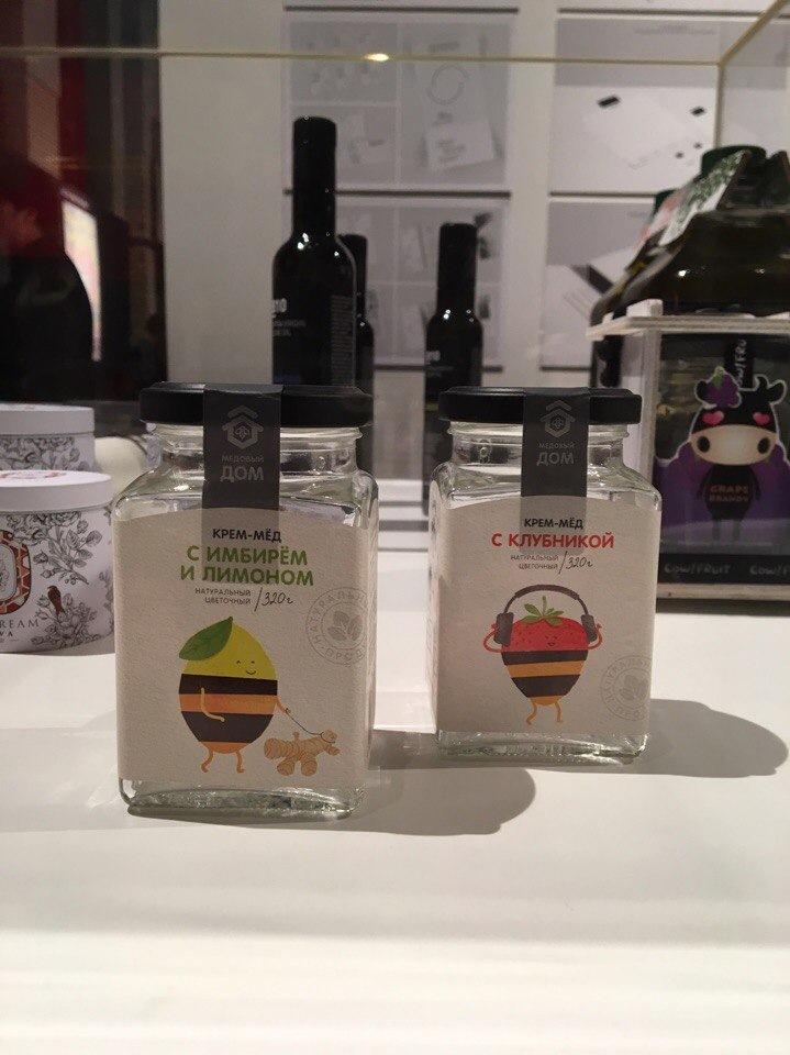 Дизайн новгородского мёда стал победителем в номинации «Лучшая упаковка» на конкурсе Red Dot Award