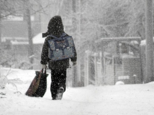 Водитель автобуса не нашёл сдачу и высадил 11-летнего новгородца на мороз