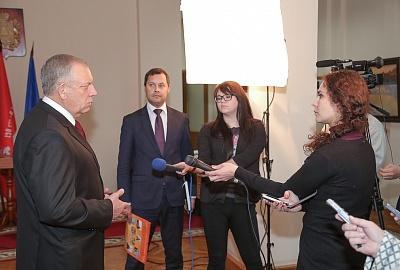 Сергей Митин подвел итоги работы правительства Новгородской области в 2016 году