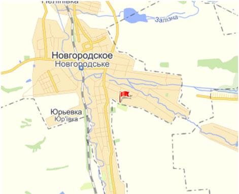 На Украине посёлок Новгородское хотят переименовать в Нью-Йорк