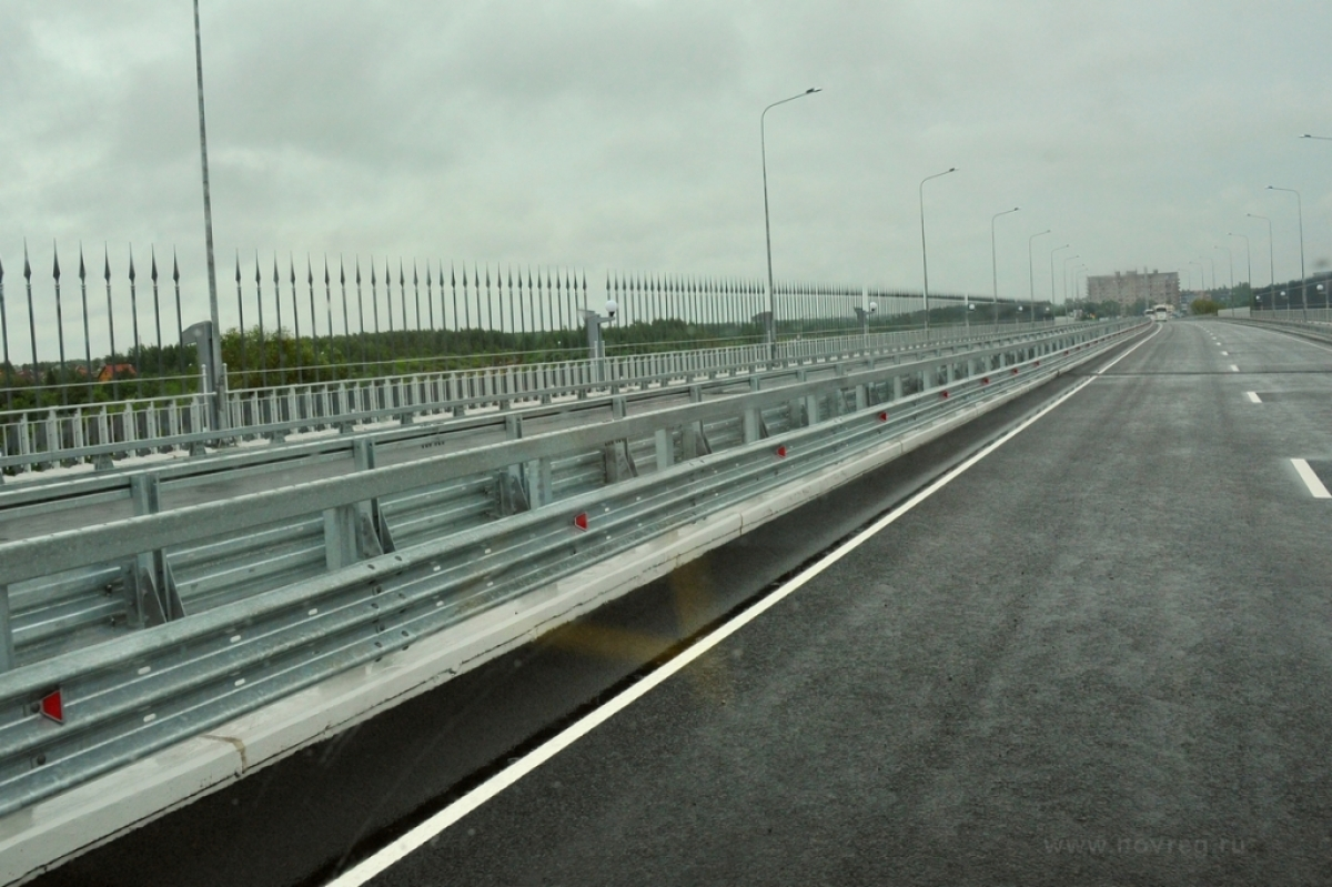 Деревяницкий мост в Великом Новгороде не стали перекрывать из-за морозов