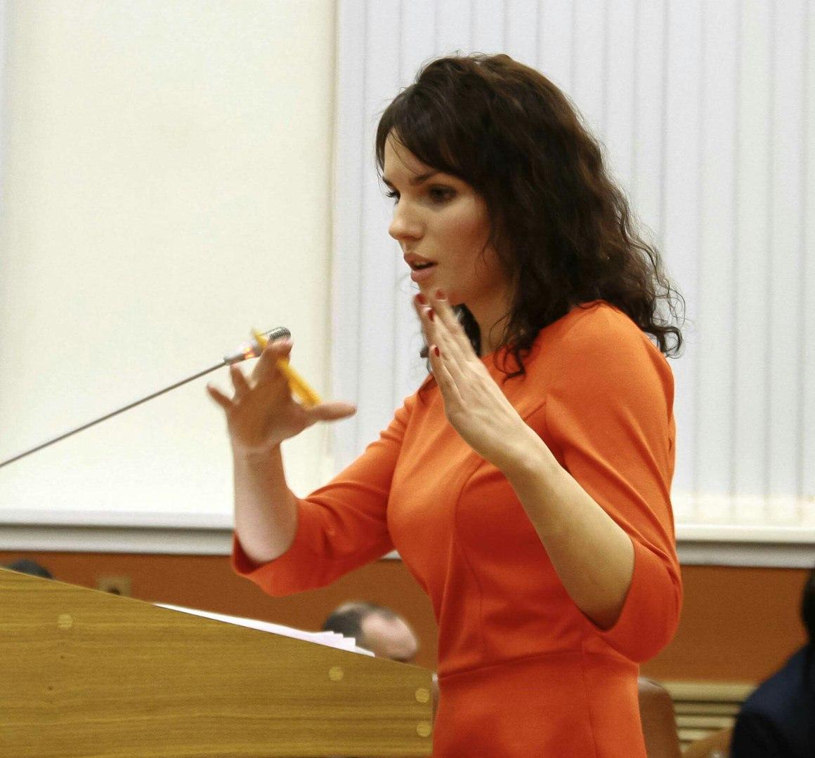 Ульяна Стриж: «Моя главная мотивация — будущее наших детей»
