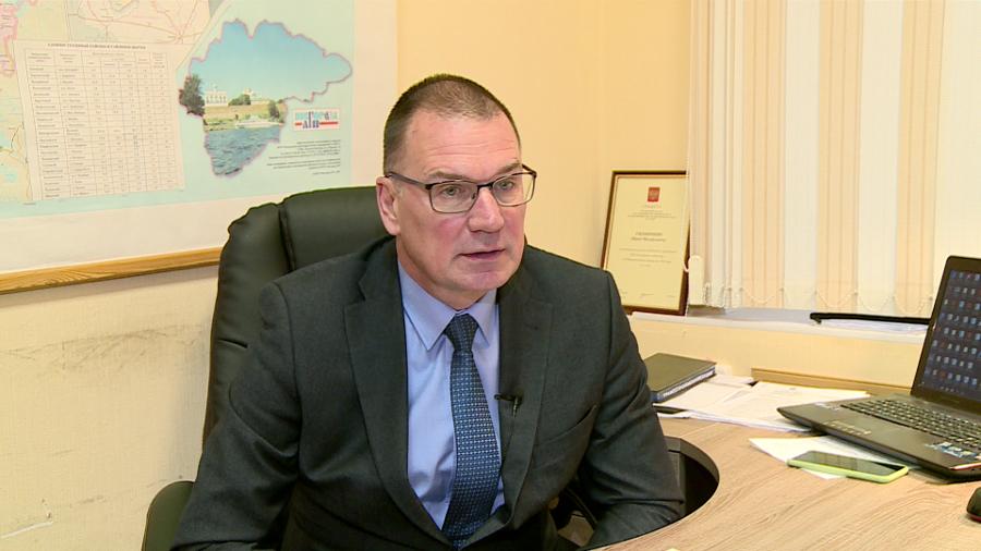 Новгородский дорожный департамент прокомментировал увольнение Юрия Евдокимова
