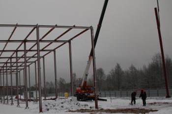В строительство нового завода в Крестецком районе будет вложено 250 млн рублей
