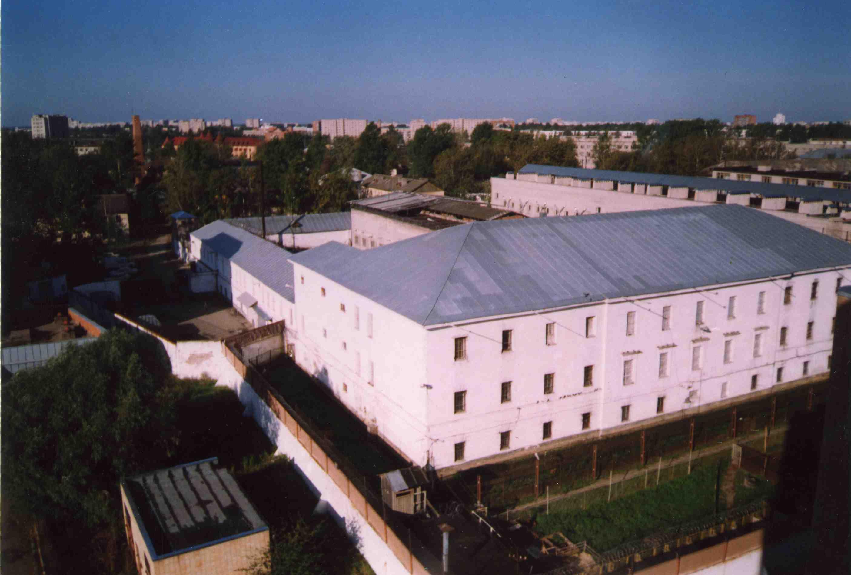 УФСИН: «В 2016 году обстановка в новгородских колониях и СИЗО оставалась сложной, но управляемой»