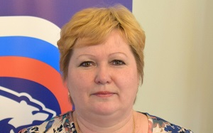 Главой Поддорского района стала Елена Панина