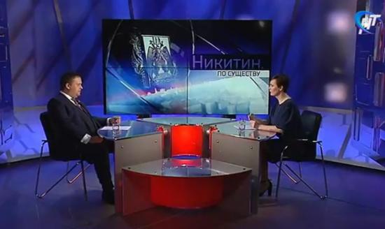 Андрей Никитин: в НовГУ должны сохраниться традиции и появиться новое качество