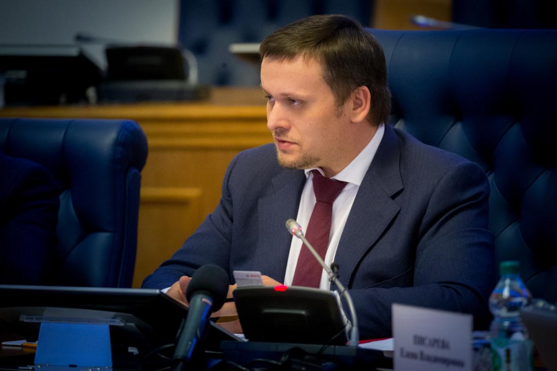 Андрей Никитин ждет от слушателей МАГУ конкретных предложений