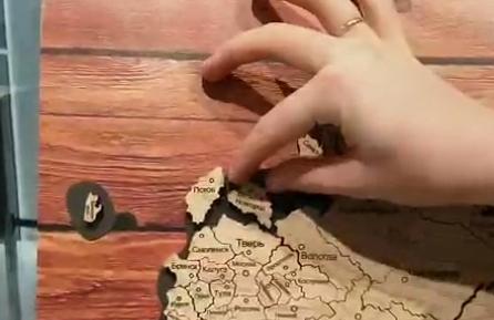 Видео: с Новгородской областью в Москве происходит «движуха»