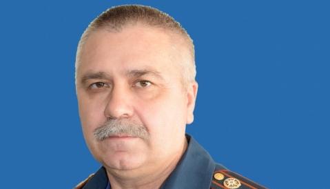 Начальнику ГУ МЧС по Новгородской области Богдану Гавкалюку присвоено звание генерал-майора