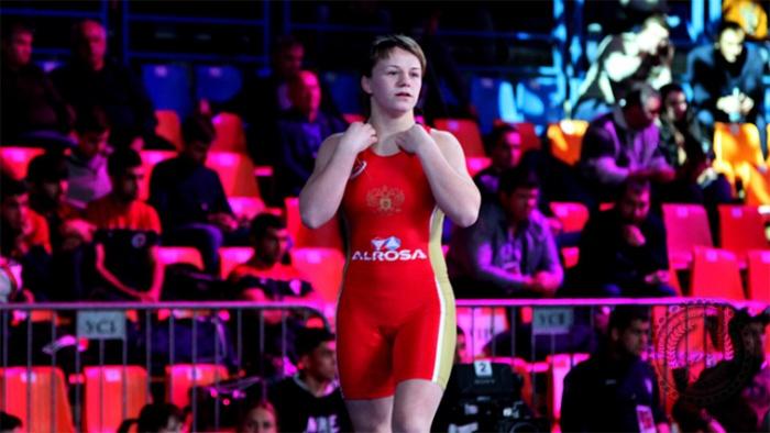 Новгородке Надежде Соколовой присвоено звание «Мастер спорта России международного класса» по борьбе