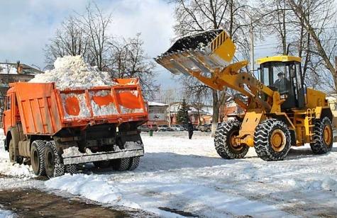 Уборку дорог в Валдае оценили в 14 млн рублей