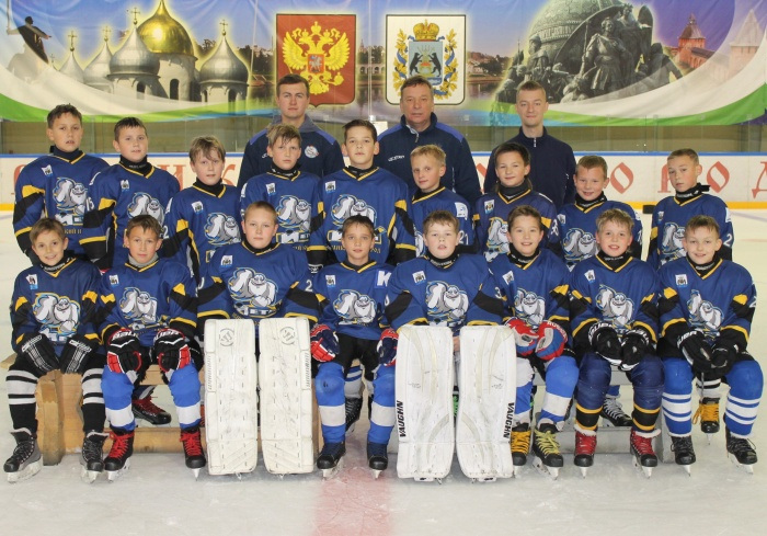 Хоккеисты «Йети 2006» выйдут на лёд олимпийских арен Сочи