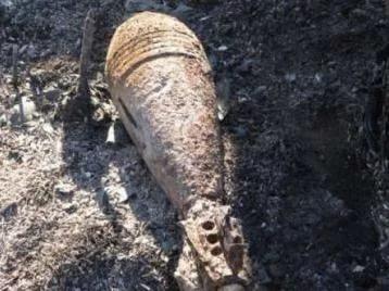 Новгородское МЧС: мина с проспекта Мира уничтожена