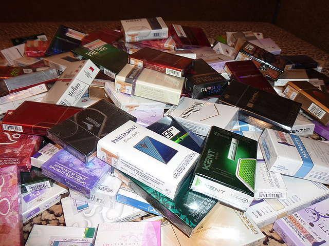 За кражу 640 пачек сигарет жителя Холма отправили на обязательные работы