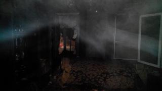 На новгородском предприятии сгорел станок и внутренняя отделка