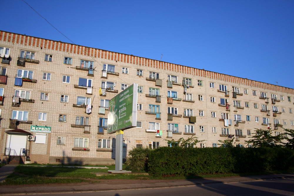 В Валдае после сообщения о бомбе эвакуировали жильцов пятиэтажки