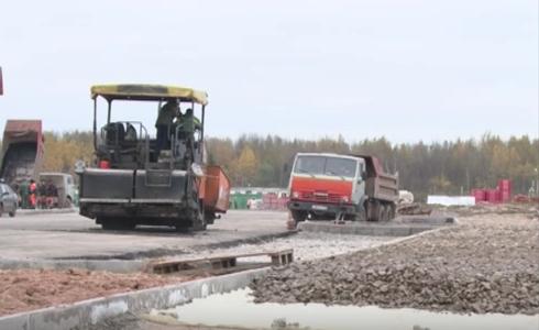 Более 18 млн рублей потратят на окончание строительства улиц Аркажская и Арциховского в Великом Новгороде