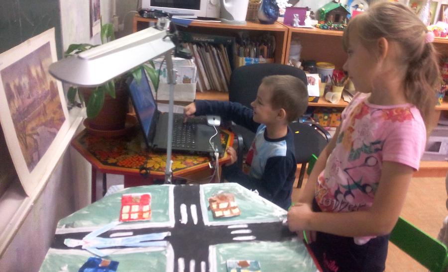 В Новгородской области дошкольники готовы снять свой мультфильм об Александре Невском