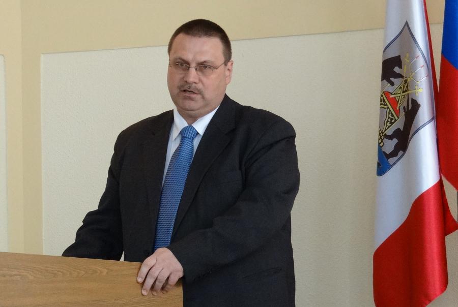 Главой Боровичского района стал Игорь Швагирев