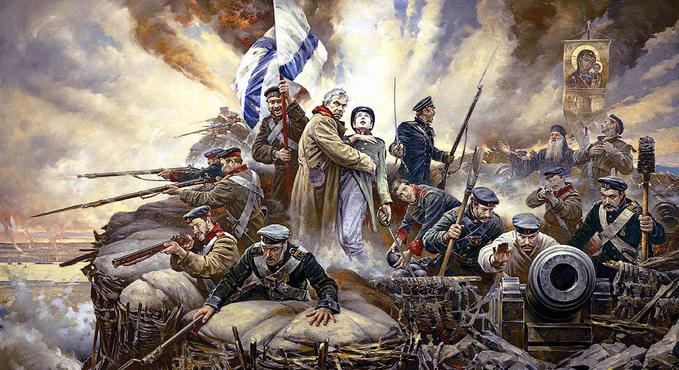 Выставка «Крым в истории России» открылась в Новгородской областной  библиотеке