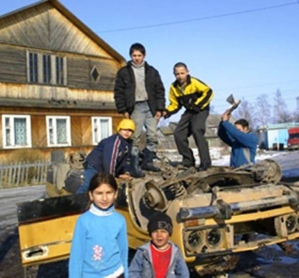 Новгородцам чаще всего снятся цыгане