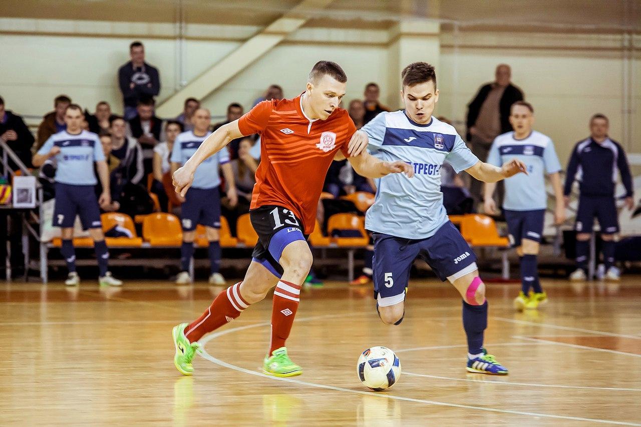 «Волхов» выиграл чемпионат Новгородской области по мини-футболу в 12-й раз