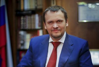 Андрей Никитин поздравил Андрея Кикотя с назначением замгенпрокурора РФ