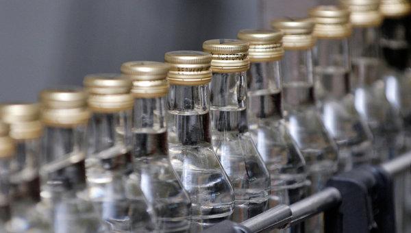 С апреля самая дешёвая водка может подорожать на 15 рублей