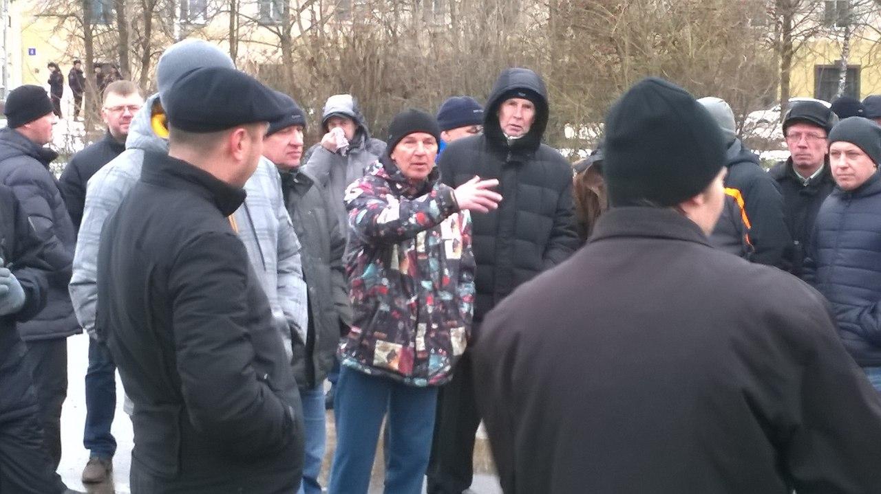 К новгородским рыбакам прислушались после седьмого митинга
