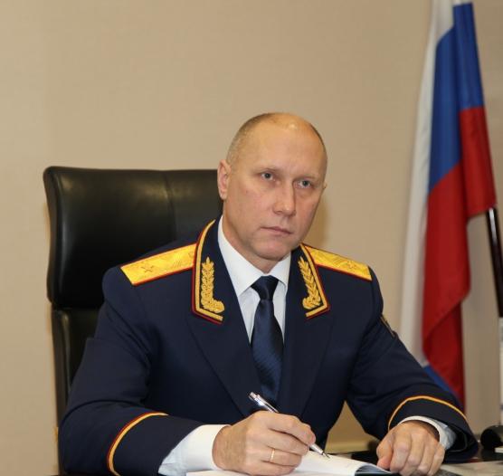 Назначен новый руководитель СУ СКР по Новгородской области