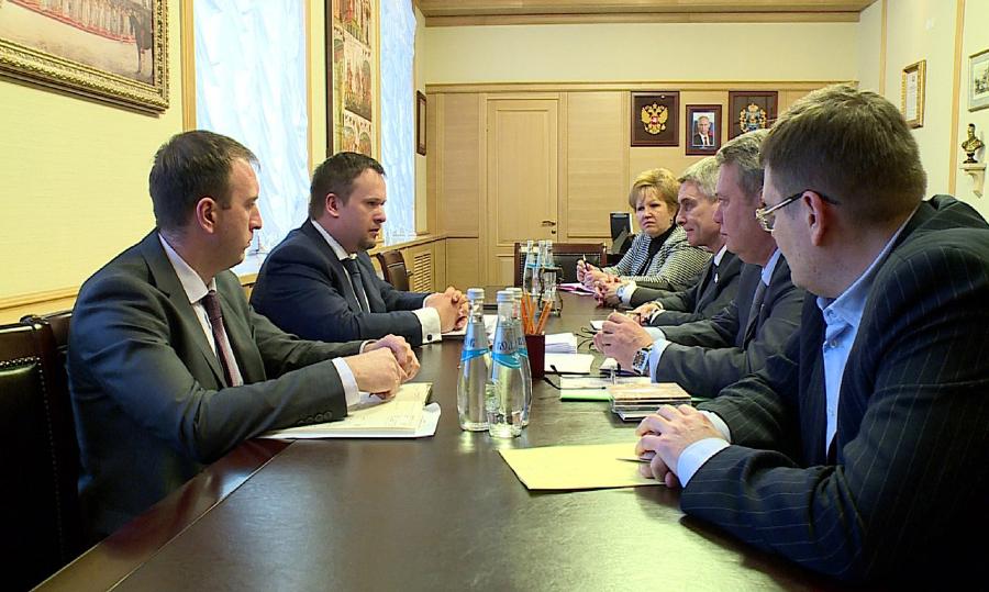 Андрей Никитин: «Вместе с депутатами и сенаторами нам предстоит решить много задач»