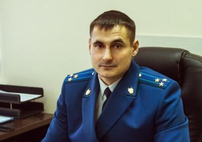 Глава региона поздравил Андрея Гуришева с назначением на должность прокурора Новгородской области